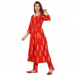 Cembric cotton salwar kurta
