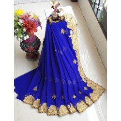 Bangali beautiful lace borde saree
