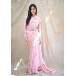 Katrina Kaif Digital Printed Saree