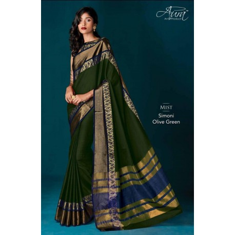 Pure silk cotton saree