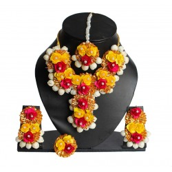 floral fashion jewellery