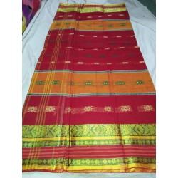 Bangali pure cotton saree