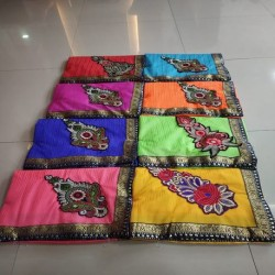 Saree pack of 5 only in 750 rs.